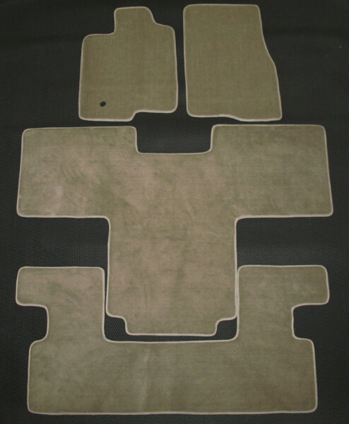 2003-2006 Ford Expedition Lincoln Navigator carpet floor mats - great coverage