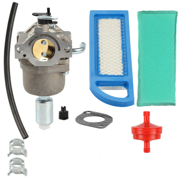NEW Carburetor For Briggs & Stratton Intek 796109 591731 594593 with Air Filter