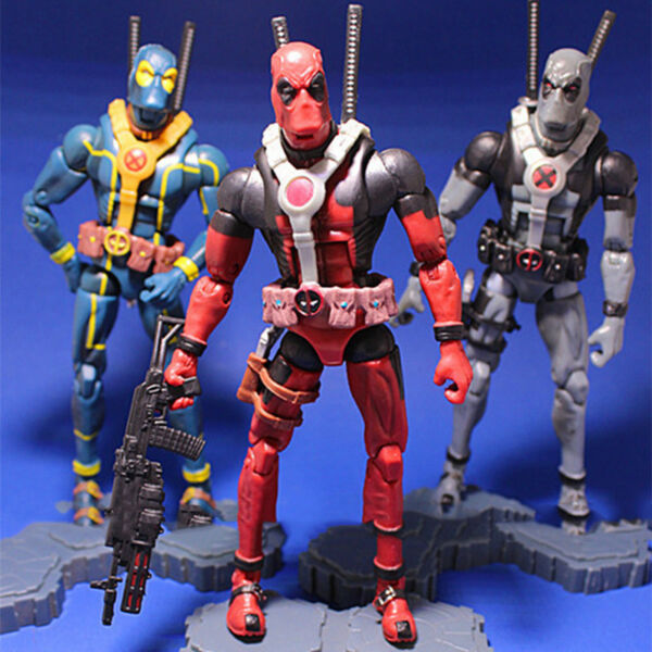Marvel Legends Comic Super Hero X Force Collection  Action Figure Figurine Toys
