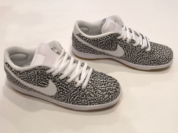 NEW MEN'S NIKE LOW PREMIUM SB SNEAKERS NWOB  313170 110  $110.00