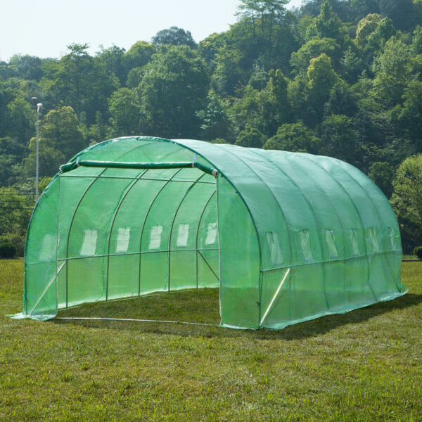 Large Walk In Greenhouse Garden Green Hot Plant House Waterproof Cold Frame New $113.99