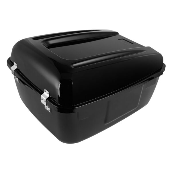 Rear Police Saddlebag Top Box Trunk For Harley Tour Pak Electra Glide FLHP FLHTP $139.98
