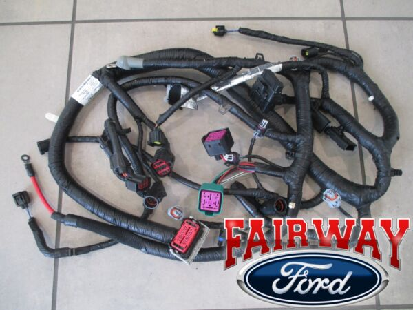 05 Super Duty OEM Ford Engine Wiring Harness 6.0L 11 4 2004 and Earlier BUILD $548.95
