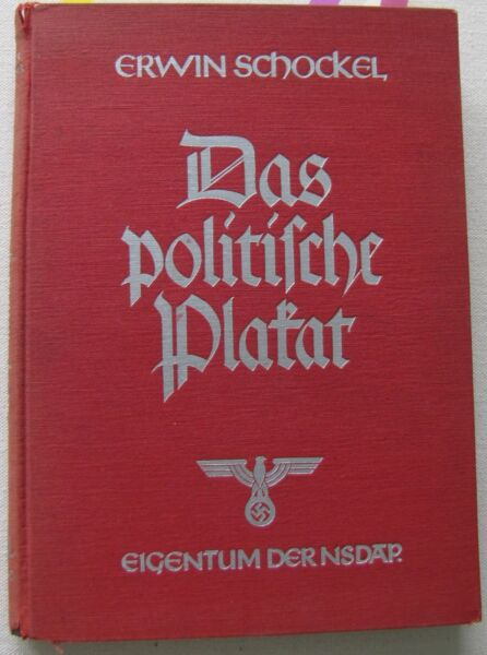 Das Politische Plakat a critique of WWI German posters compared to the Allies