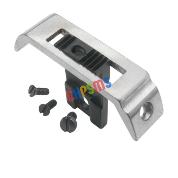 1SET THROAT PLATE amp; FEED DOG FIT FOR JUKI LS 341N LS 341N 7 Cylinder bed Sewing $25.49