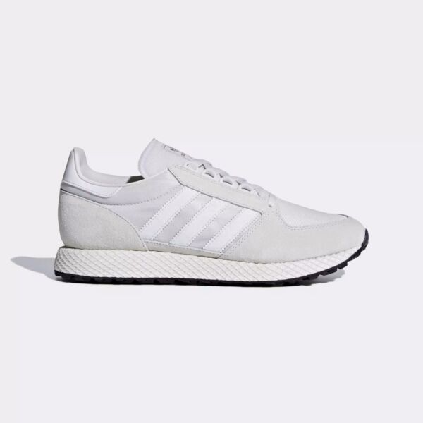 New Men's adidas Originals Forest Grove Shoes Running Sneakers Retro Style