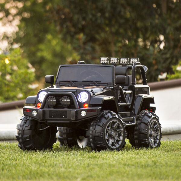 Kids Ride On Toy Car 12 Volt Battery Powered Remote Control Electric Power Jeep $425.99