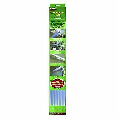 Valterra A30-0600 Rope Light Trak Dual Utility RV Awning 6 Pack x 3' Length