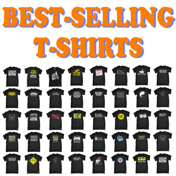 Funny T Shirt Mens Tee Christmas Birthday Gift Present TShirt SUPER MENS A5