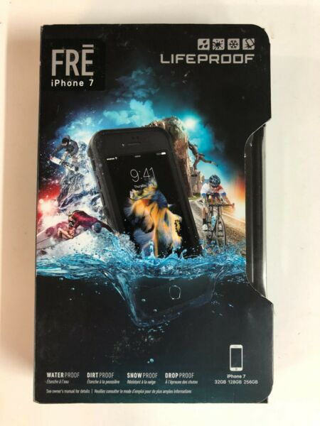Lifeproof Fre Series Waterproof Case For iPhone 7 iPhone 8 Base Camp Blue