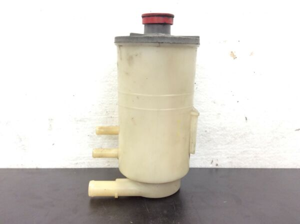 91-95 Legend Tank Power Steering Fluid Reservoir Oil Bottle Receptacle Jar OEM