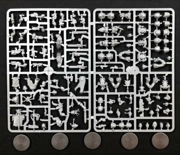 40K 5 Space Wolves Marines Pack Wolf Guard Grey Hunters Blood Claws Warhammer