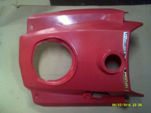 Used Honda Snowthrower Red Top Cover 63150 730 000H