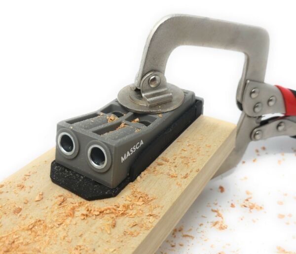 Pocket Hole Jig System. Perfect for Joinery Woodworking Carpentry  ( Jig Only )