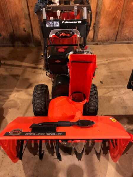 "Ariens 36"" Two Stage Snow Blower"