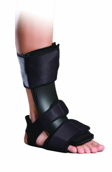 Night Splint for Plantar Fasciitis Dorsal Foot Splint Heel Pain Brace eLife