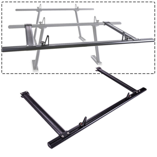 38'' Over Cab Extension for APX25 Pickup Truck Ladder Rack Utility Carrier