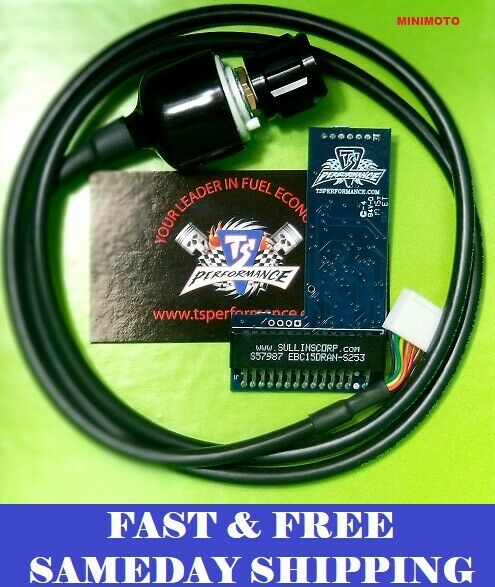 TS PERFORMANCE 6 POSITION CHIP 94.5-03 FORD POWERSTROKE 7.3L -140+ HP 1180401