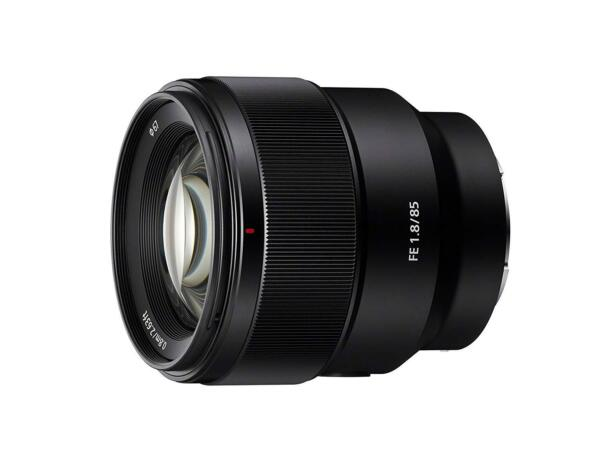 Brand-New SONY E-mount Lens FE 85mm F1.8 SEL85F18
