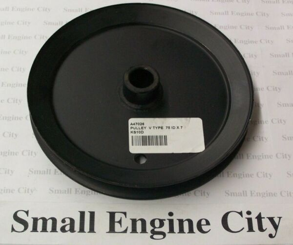 Agri Fab Craftsman 47026 42quot; Lawn Tractor Snow Blower Pulley Husqvarna 501340101