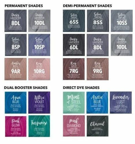 GUY TANG #mydentity HAIR COLOR DIRECT DYEDEMIPERMANENTBOOSTERS FULL LINE