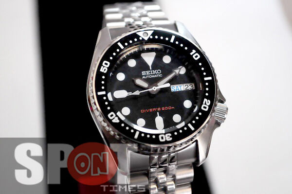 Seiko Divers Automatic 200m Small-Size Men's Watch SKX013K2