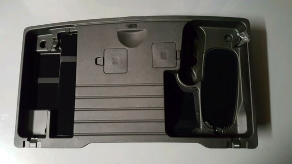 2011 2015 CHEVROLET VOLT REAR IN TRUNK STORAGE LINER TRAY BATTERY COVER OEM USED $30.00