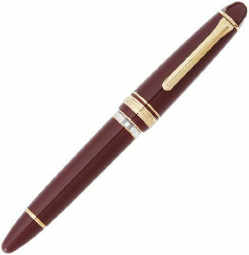 SAILOR Fountain Pen 1911 Realo Maroon 11 3924 232 Fine NEW from Japan
