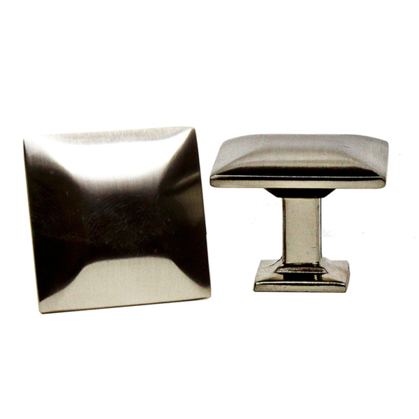 Knobs Handles Pulls Kitchen Cabinet Hardware in Brushed Nickel ZC5870 by KPT