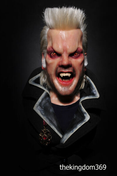 LOST BOYS KIEFER SUTHERLAND SILICON BUST STATUE 1:1 Nt SIDESHOW PREDATOR DRACULA