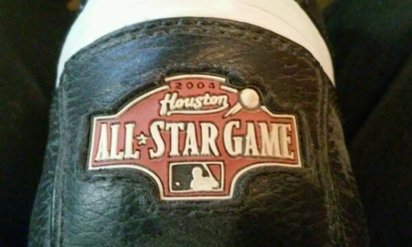 DAVID ORTIZ 2004 1st ALL STAR GAME USED HR Double signed  Cleates BOSTON RED SOX