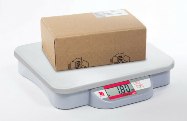 OHAUS C11P75 Catapult 1000 Compact Shipping Scale 165lb x 0.1 lb reada NEW