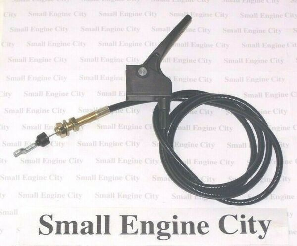 Agri Fab Sears Craftsman Snow Blower 49912 Trigger Lift Lock Cable MTD 746 3060