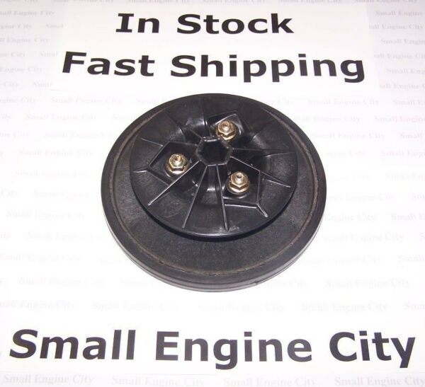 PET 478 ARIENS 04861600 Friction Drive Disk Wheel Assembly 04798100 Snow Blower
