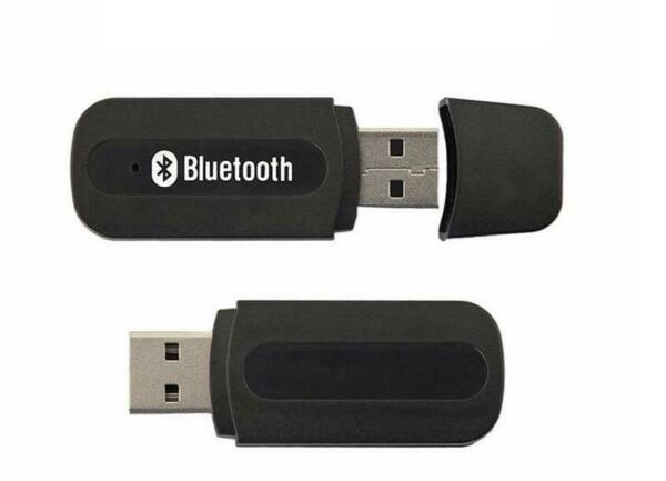 2.1 USB BLUETOOTH RECEIVER dongle adapter Wireless for car aux stereo audio amp $6.65