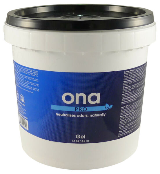 ONA Gel Pro PAIL 1 Gallon - odor stop air control neutrazlier gal scent bucket