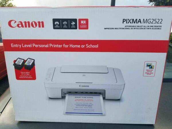 NEW Canon Printer-Scaner-Copier-All in One+Free USB-Home Business-Holiday Gift