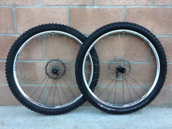 Specialized Roval Control E5 DT Swiss Hubs Disc Wheels In Nice Condition 26quot; $274.99