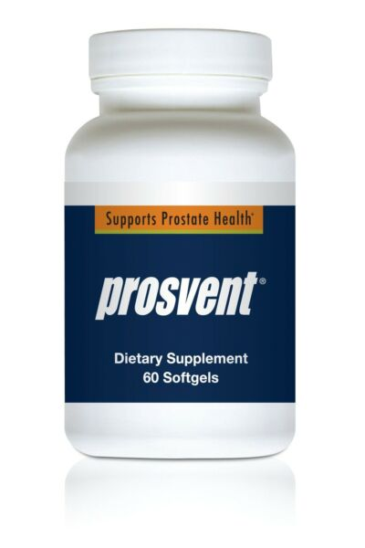 PROSVENT-Natural Prostate Health Supplement -Clinically Tested Ingredients- R...