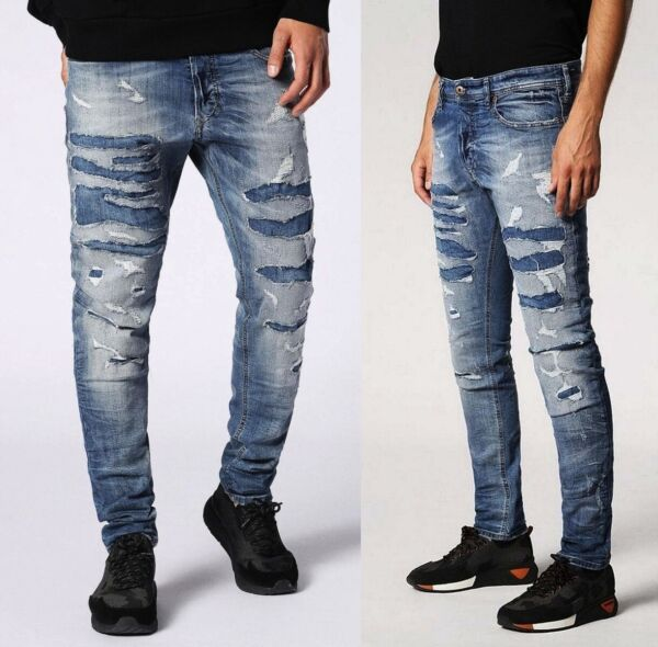 Diesel Mens Jeans Tepphar 0686P !! No#1 !! of 978 !! Collectible Limited Edition