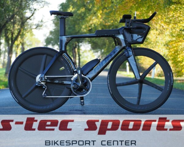 Xentistt Mark 2  Blade Carbon Tuning-Wheels Giant Trinity 2019 Bikes 2019