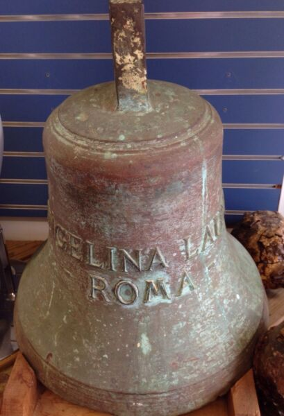 Ship's Bell From Costa Cruise Line