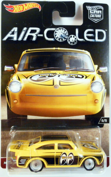 2017 HOT WHEELS RLC EXCLUSIVE CAR CULTURE AIR COOLED '65 VOLKSWAGEN FASTBACK