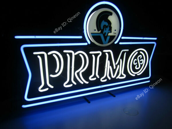 New Primo Hawain Beer Brewery Keg  Man Cave Beer Bar Display Neon Light Sign