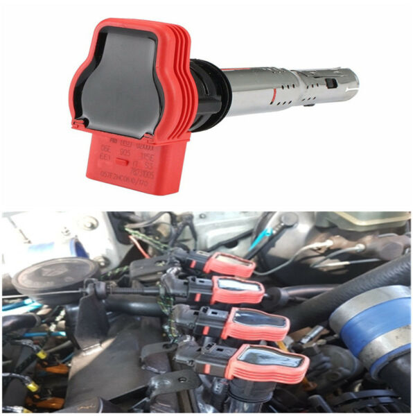 Durable Ignition Coil for A3 A4 Q5 TT 1.8 2.0T