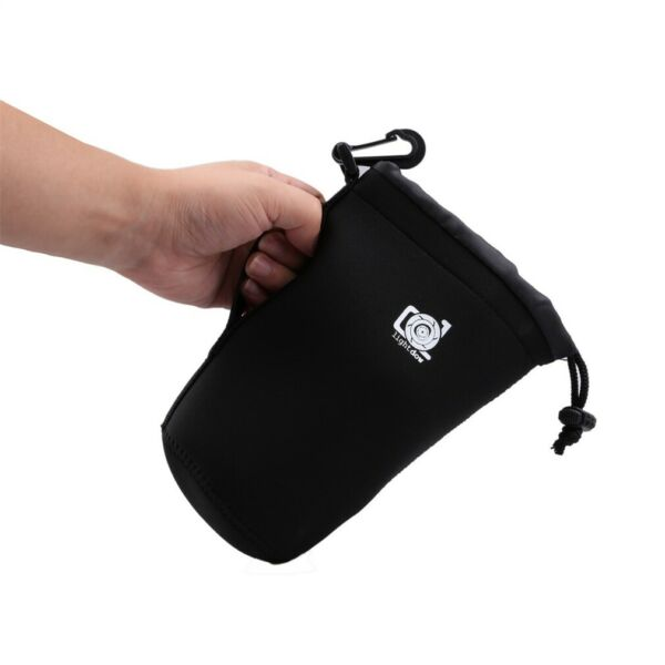 4 In 1 Good Quality Compressible Camera Lens Case Bag Suitable For Canon