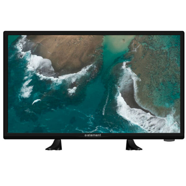Element 24-Inch LED TV Flat Screen  HD TV 1 x HDMI & 1 x USB Wall Mountable