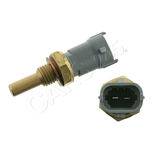 SWAG Coolant Temperature Sender Unit Grey For VOLVO IVECO RENAULT 7700 1338467