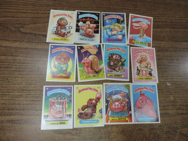 92 Garbage Pail Kid Cards