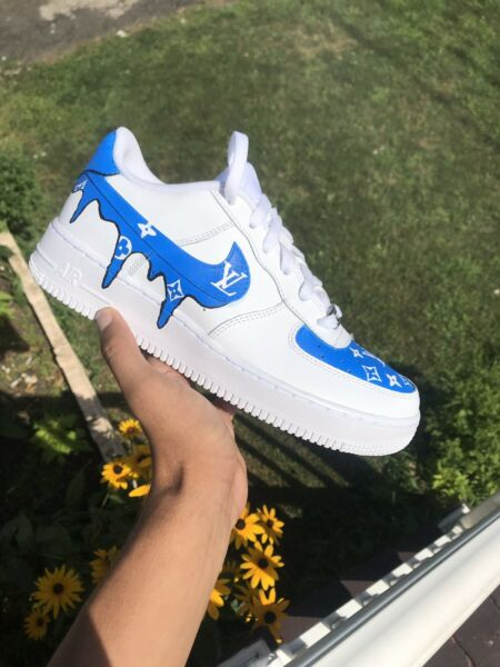 Custom Drippy LV Air Force One